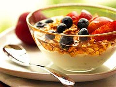 Tomar un buen desayuno