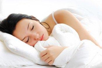 Dormir y Bajar de Peso