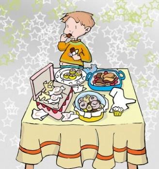 Dieta en los niños