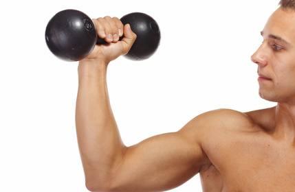 La importancia del músculo en el adelgazamiento