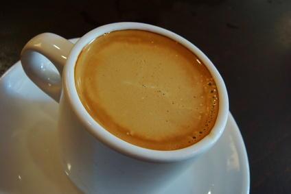 Lo bueno de tomar café