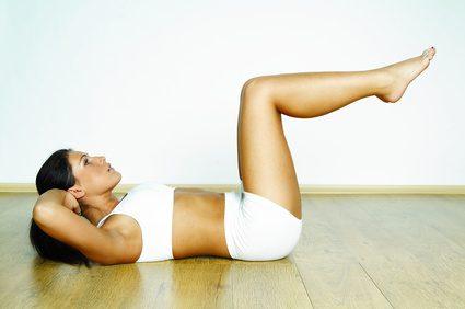¡Consigue un vientre plano con Yoga!