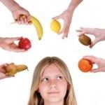 Alimentos que nos mantienen saciados