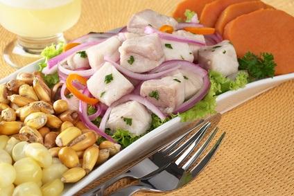 El Cebiche Peruano y su poder nutricional