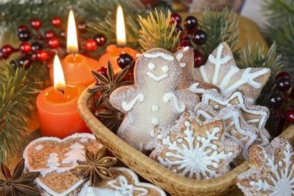 Abandonar la dieta en la Época Navideña