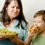 Si un familiar se pone a Dieta ¿todos pueden comer lo mismo?