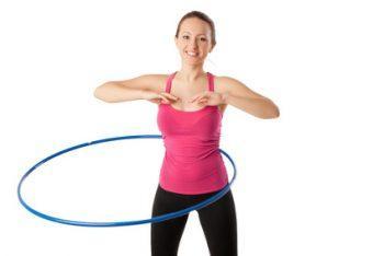 Hula hula para perder peso