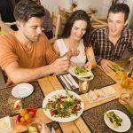 Reuniones familiares y fiestas cuando estás a dieta: cómo hacer