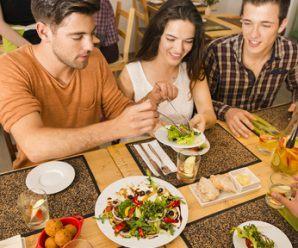 Fiestas y Reuniones cuando estás a Dieta