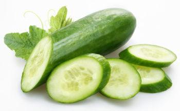 Adelgaza con pepinos: son muy bajos en calorías