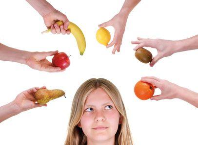 Cuando comer sano, se vuelve una obsesión