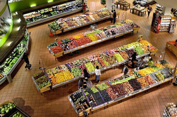 nutrición y dietética para una dieta sana
